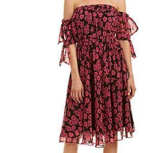 Milly Zoe midi dress